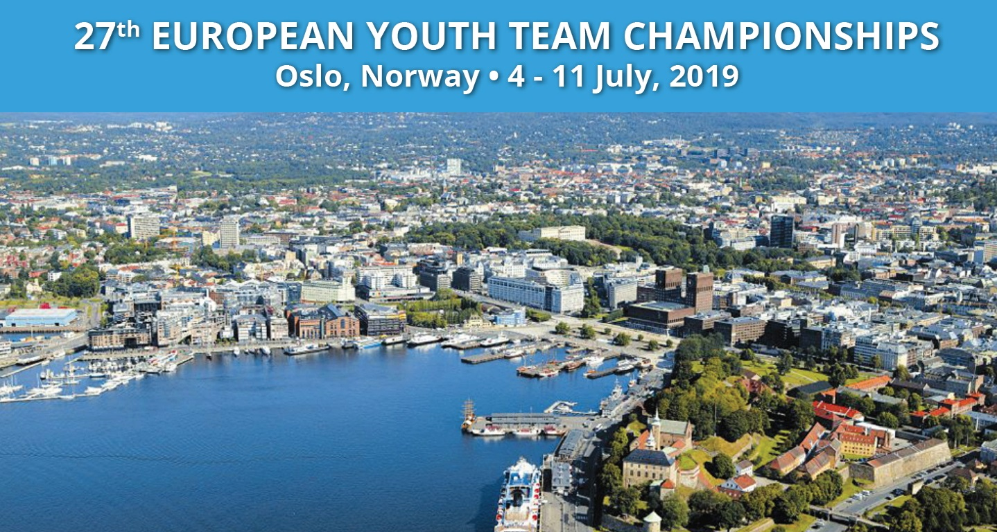 EURO 27th Youth Oslo